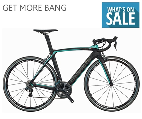 Find the Best Prices on Bianchi HoC Oltre XR.4 Bikes