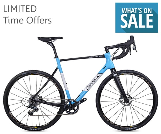 Fall Deals | Limited Time Bicycle Components & Wheelsets Offers - Shop Now and Save